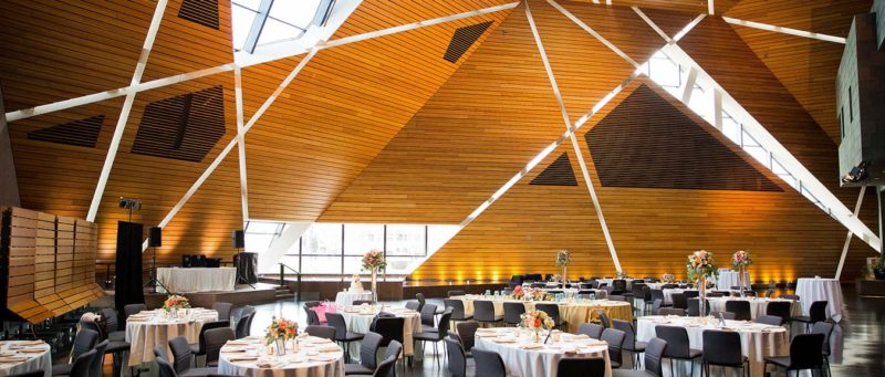 damico catering exclusive venues McNamara Alumni Center